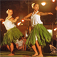 kuhio beach torchlighting & hula shows